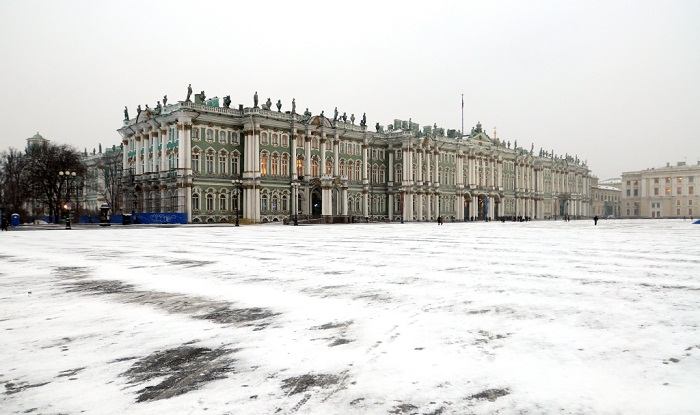 11 State Hermitage