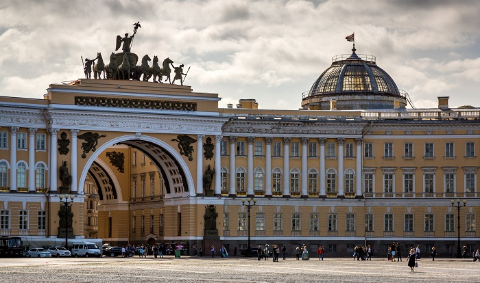 12 State Hermitage