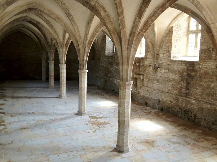 2 Cluny Abbey