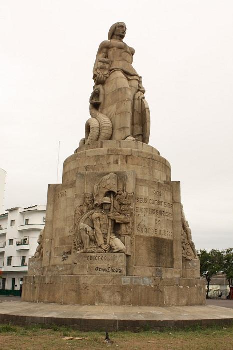 2 Maputo Memorial