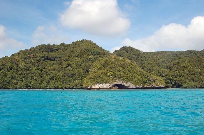 4 Palau Rock