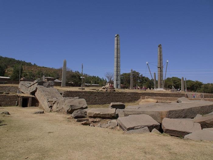 5 Axum Obelisk