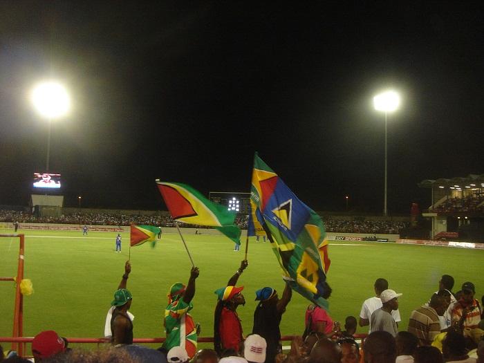 5 Beausejour Stadium