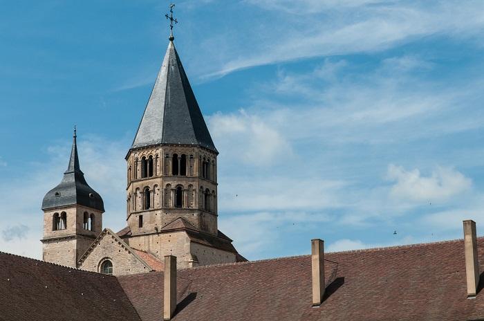 5 Cluny Abbey