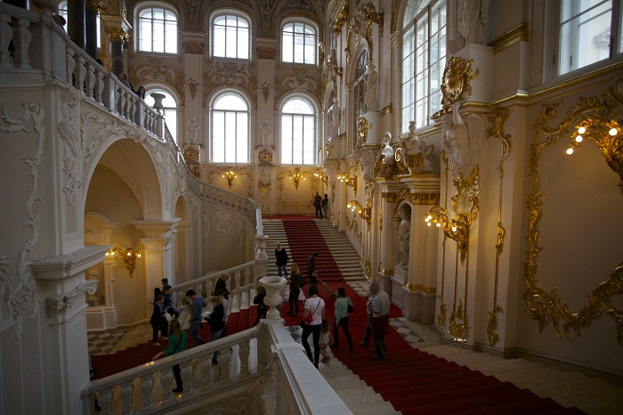 5 State Hermitage
