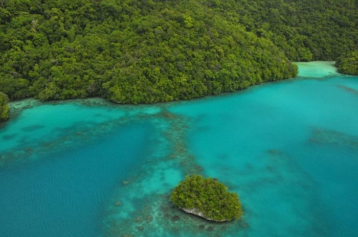 6 Palau Rock