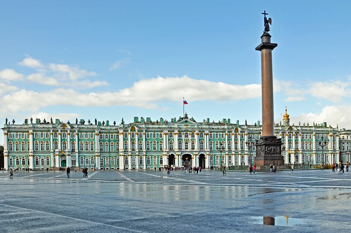 6 State Hermitage