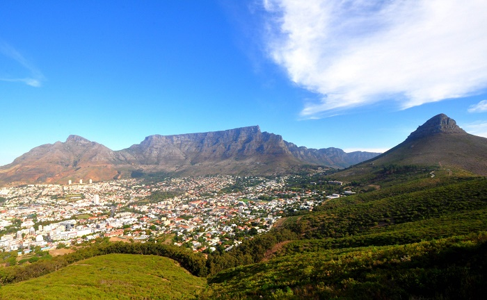 6 Table Mountain
