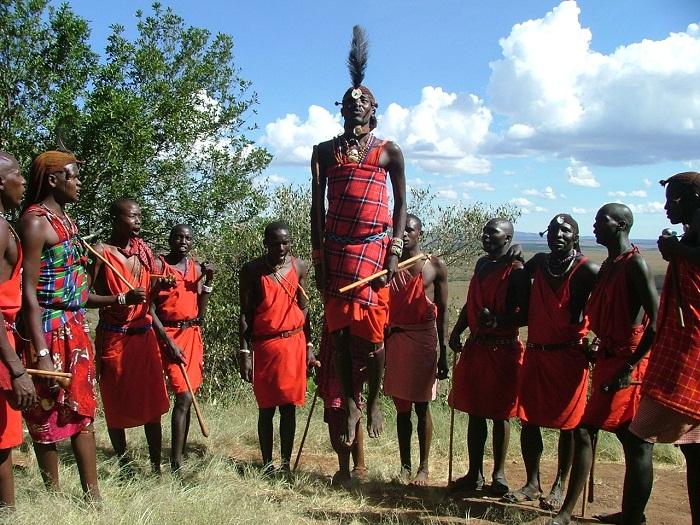 7 Maasai Mara