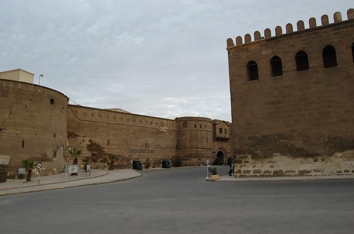 8 Cairo Citadel