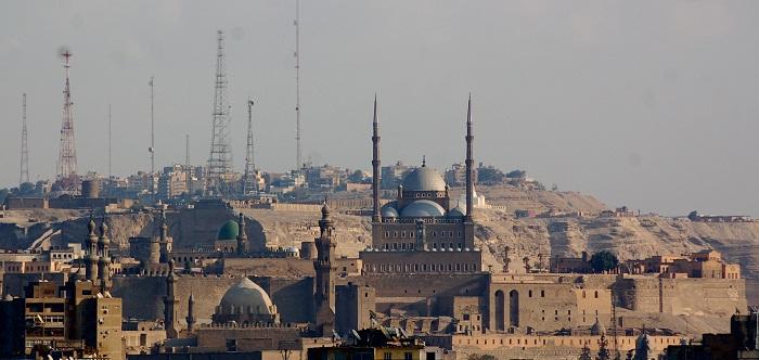 9 Cairo Citadel