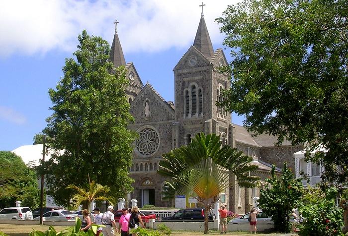 1 Basseterre Church