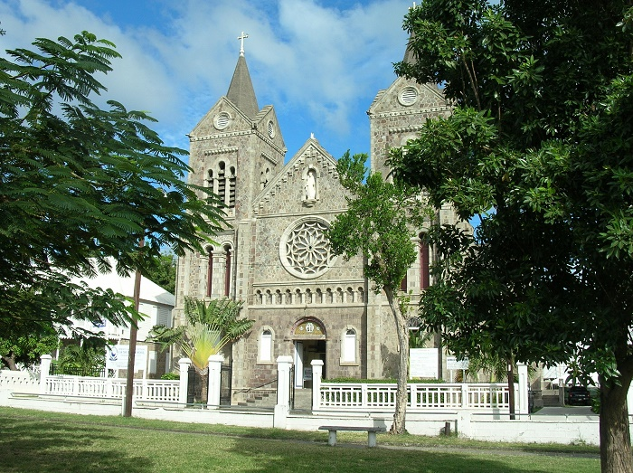2 Basseterre Church