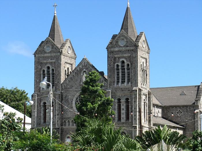 3 Basseterre Church