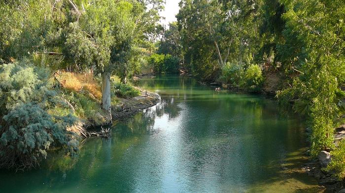3 Jordan River