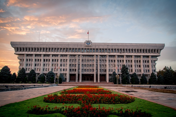 8 Bishkek House