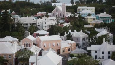 9 George Bermuda