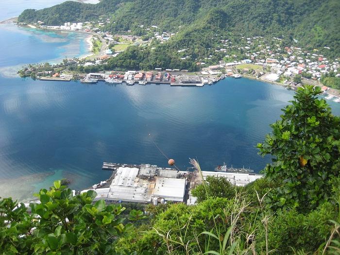 1 Pago Harbor
