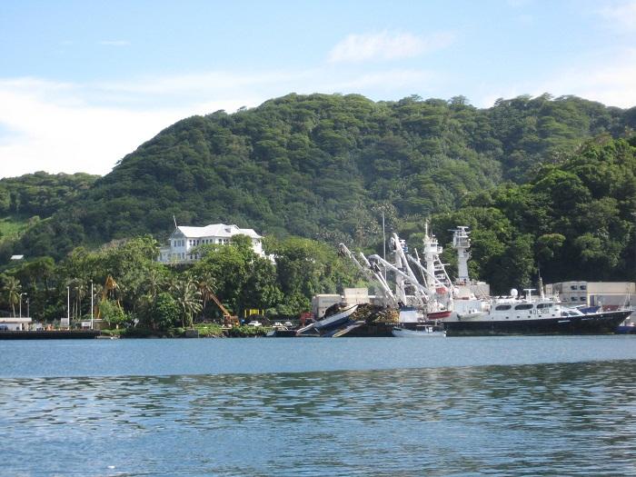3 Pago Harbor