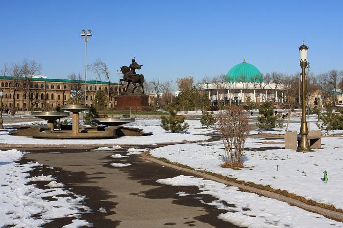 5 Amir Timur