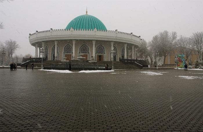 6 Amir Timur