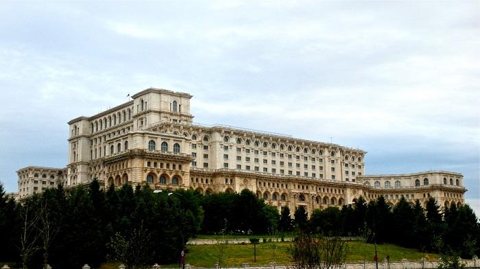 10 Romania Parliament