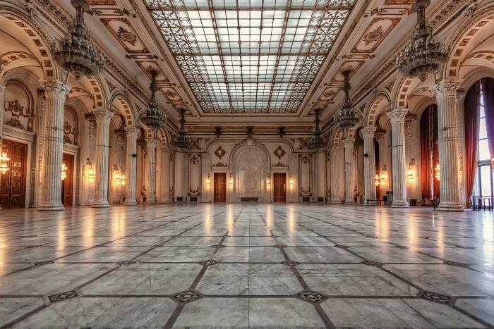 2 Romania Parliament