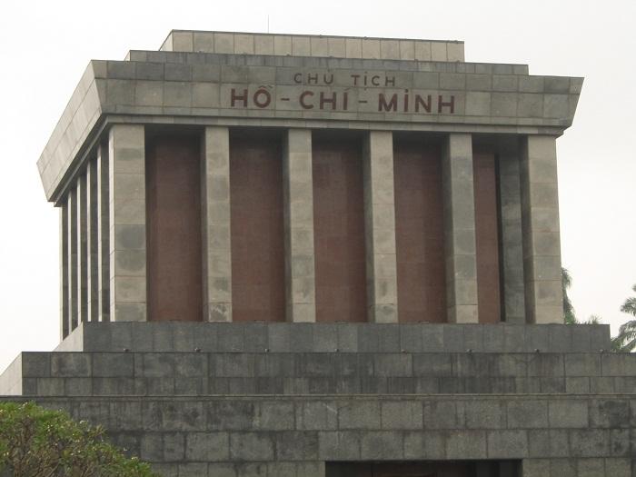 3 Minh Mausoleum