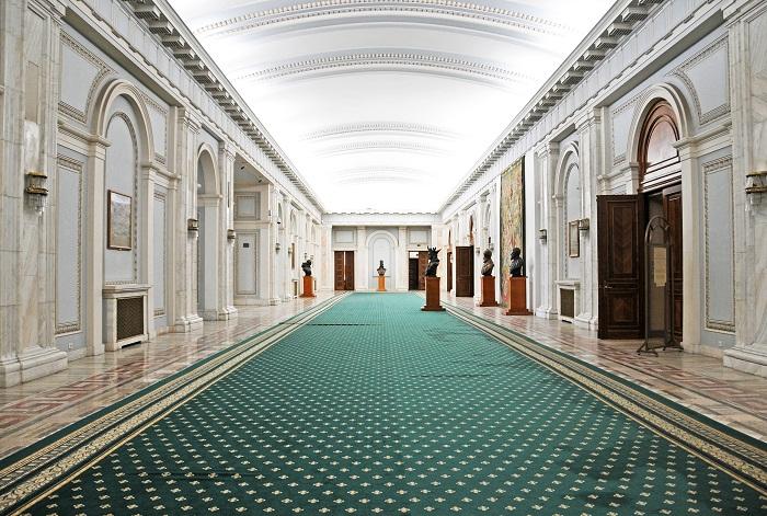 3 Romania Parliament
