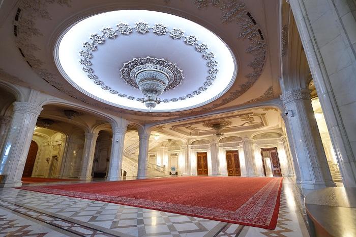 4 Romania Parliament