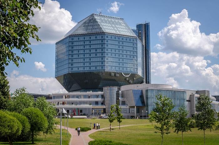 5 Belarus Library
