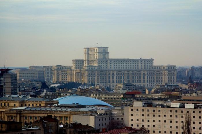 5 Romania Parliament