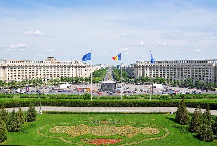 6 Romania Parliament