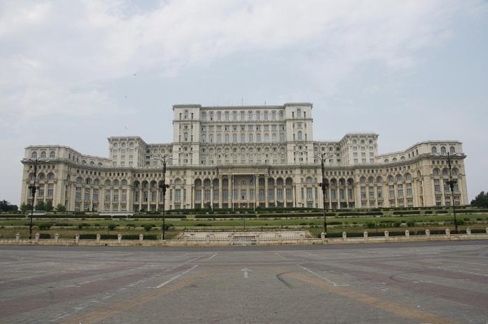7 Romania Parliament