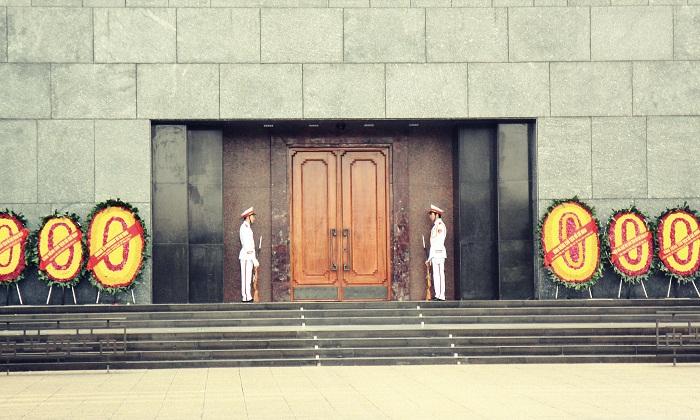 8 Minh Mausoleum