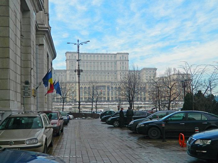 9 Romania Parliament