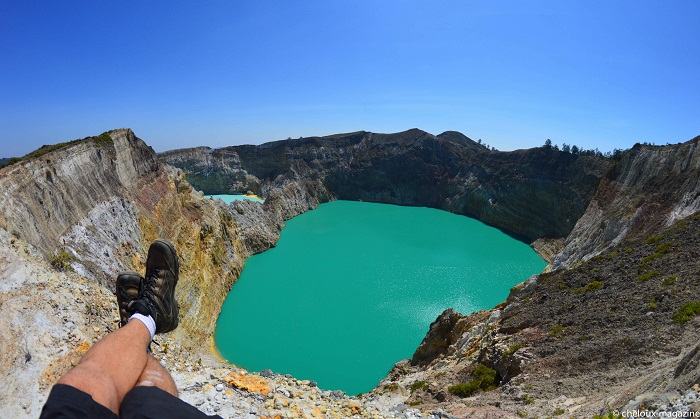 1 Crater Indonesia