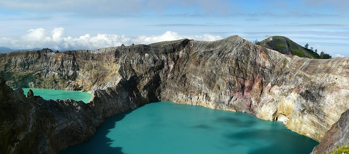 11 Crater Indonesia