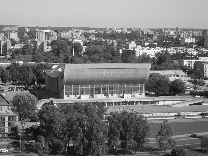 11 Vilnius Sports Hall