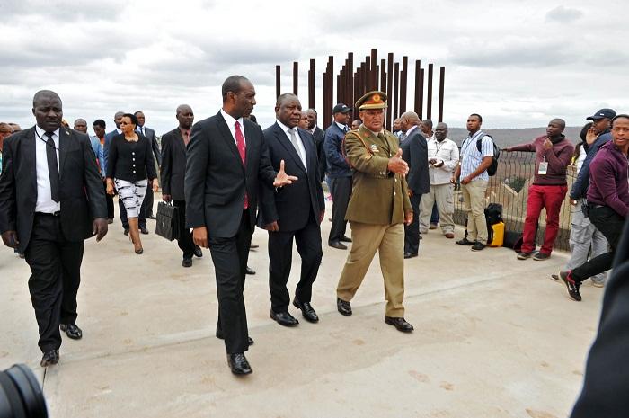 5 Machel Monument