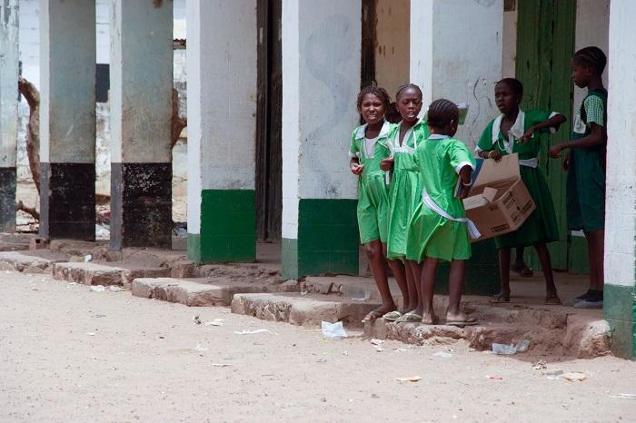 9 MacCarthy Gambia
