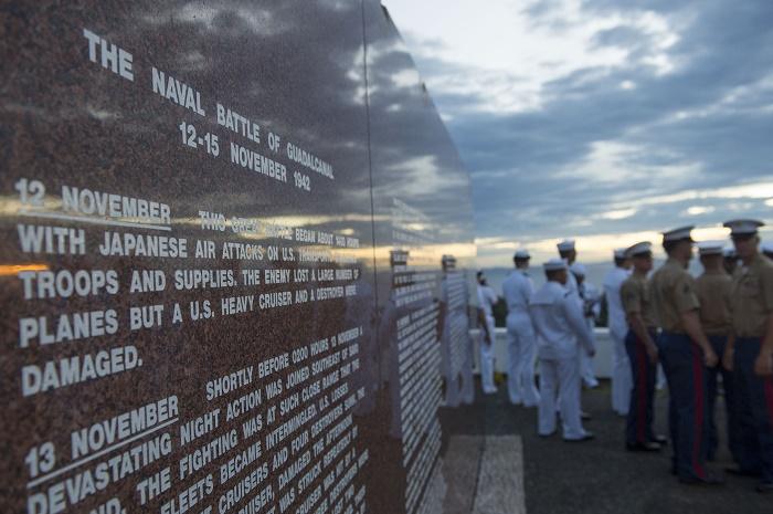 1 Guadalcanal
