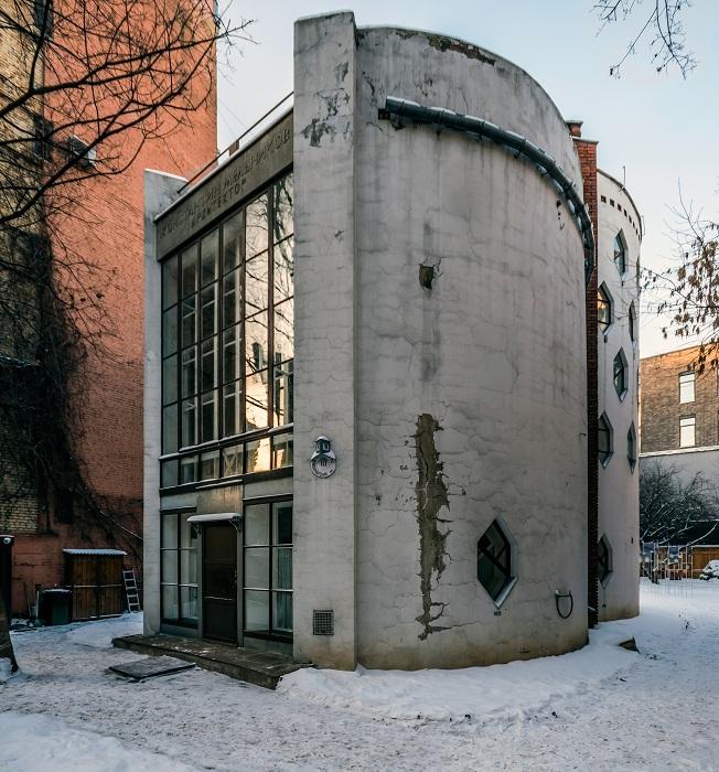 11 Melnikov House