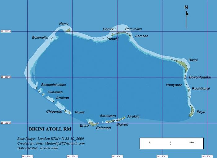 2 Bikini Atoll