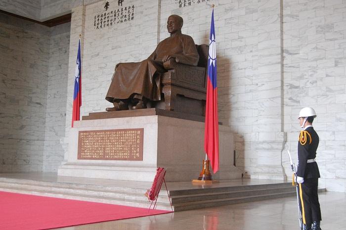 3 Chiang Memorial