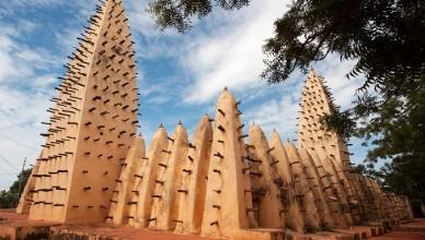 5 Bobo Mosque