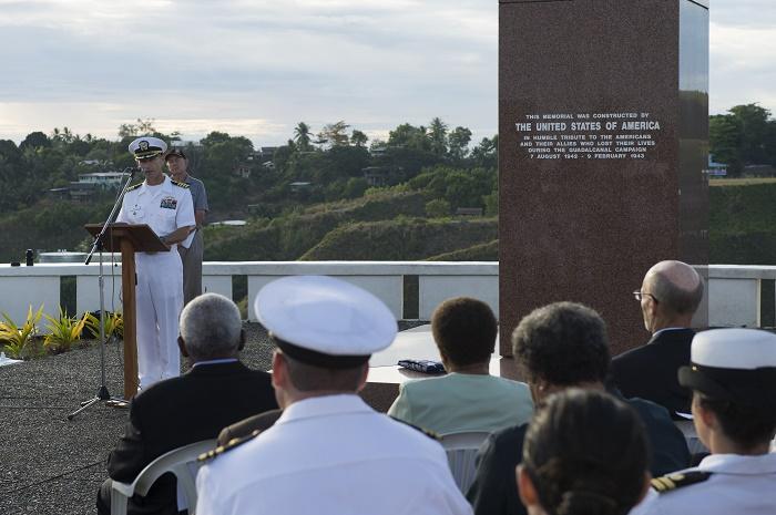 5 Guadalcanal