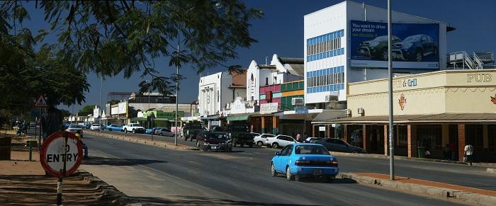 5 Livingstone