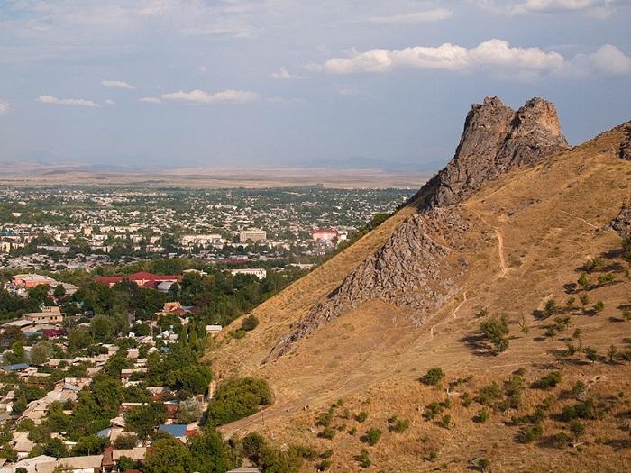 6 Suleyman Kyrgyzstan