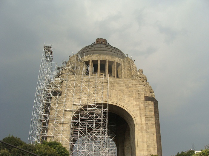 7 Monumento Revolucion